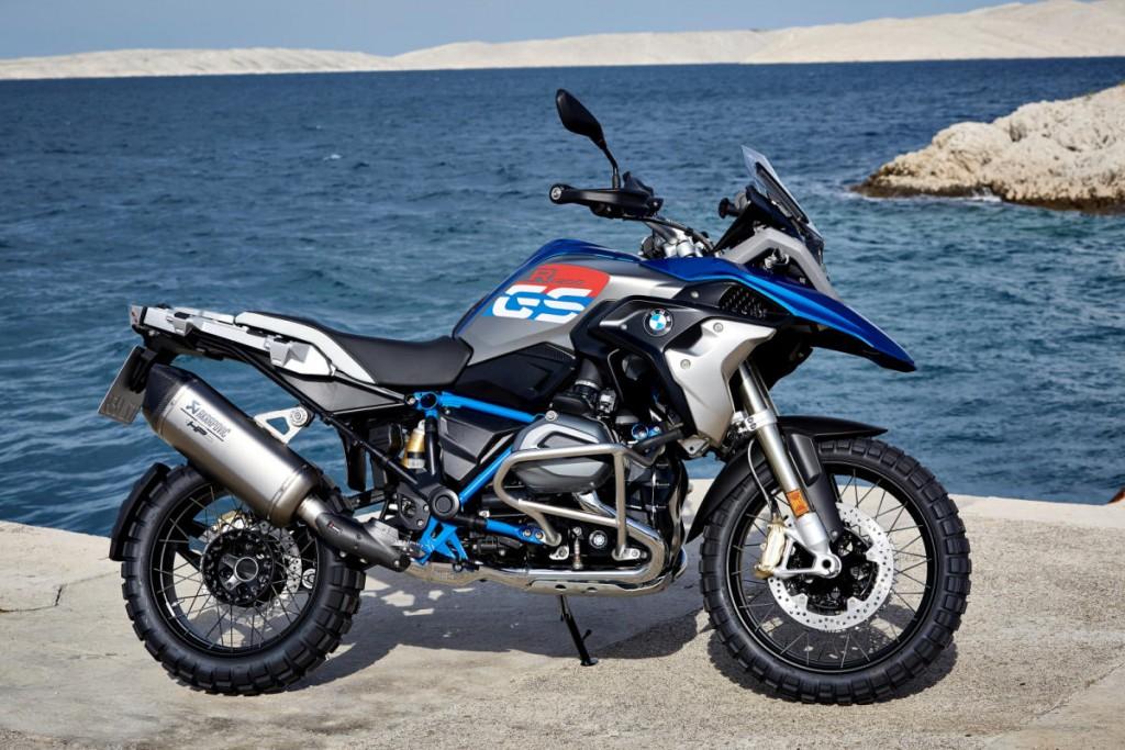 Todo terreno e ideal para aventureros: así es la nueva moto de BMW