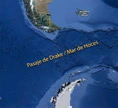 Cómo es el traicionero Pasaje de Drake, donde desapareció el avión chileno