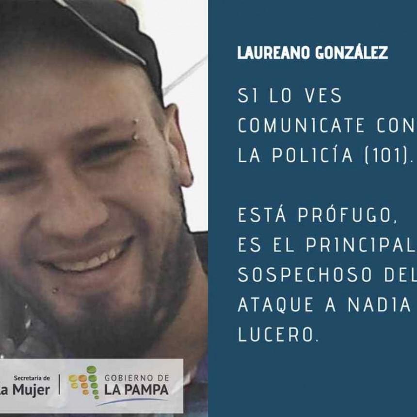 Difunden la foto del presunto agresor y piden dadores de sangre para Nadia Lucero