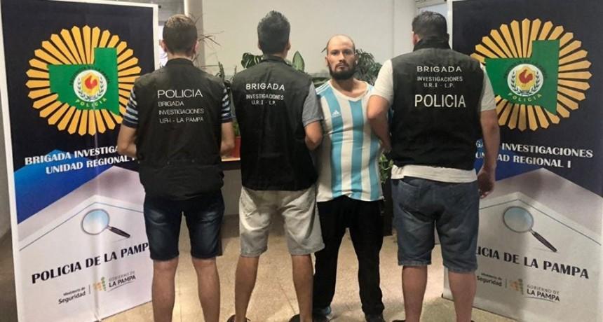 Detuvieron a Laureano González