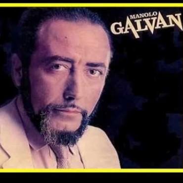 FALLECIÓ MANOLO GALVAN