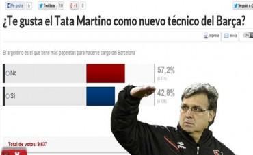 DUDAS DE LOS HINCHAS POR EL TATA
