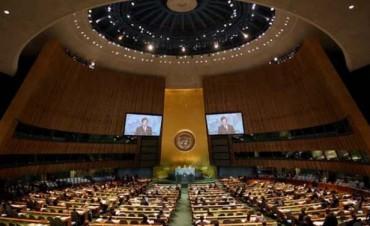 ARGENTINA PRESIDE LA ONU