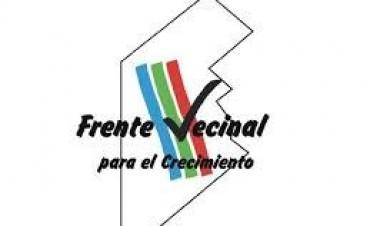 FRENTE VECINAL SUSPENDE CIERRE DE CAMPAÑA
