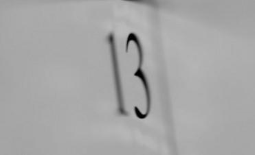 MARTES 13.....