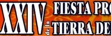 XXIV FIESTA PROVINCIAL DEL CALDEN