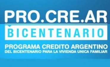 RÉCORD DEL PROGRAMA PRO.CRE.AR