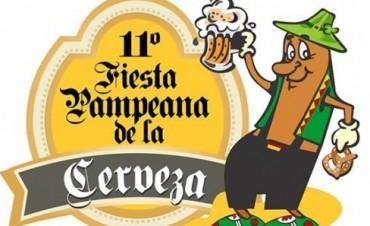 11° FIESTA PAMPEANA DE LA CERVEZA!!!!